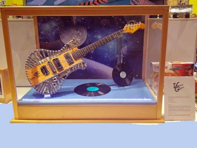 Veranda Guitars auf der Spielwarenmesse in Nürnberg 2017