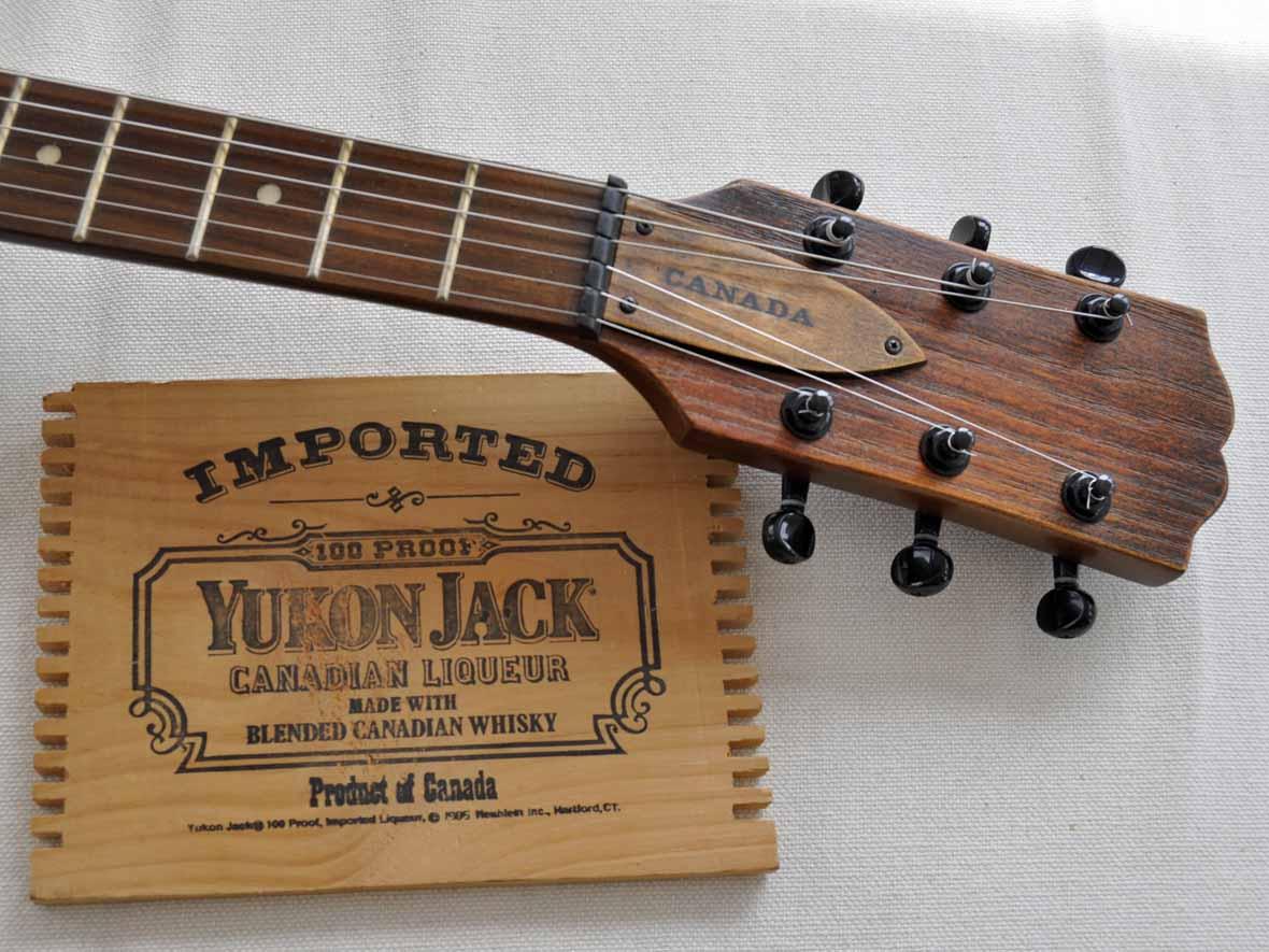Yukon Jack Canada Whisky