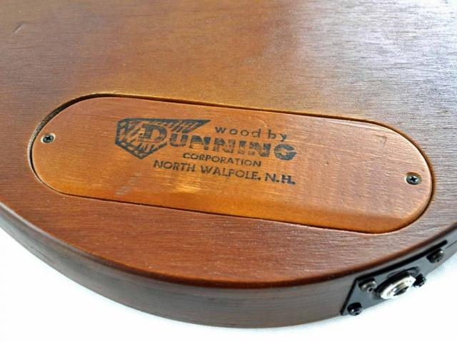 Yukon Jack Guitar