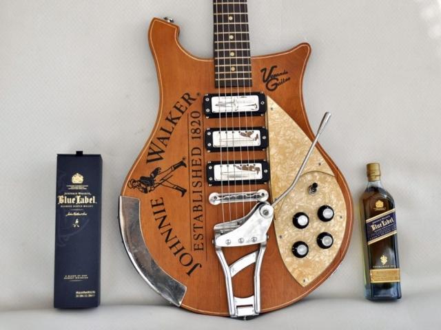 Johnnie Walker Guitar