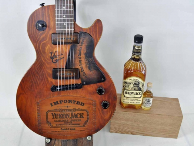 Whisky Guitar