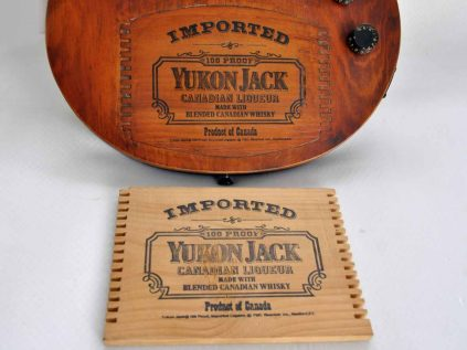 Yukon Jack LP Special Whisky Guitar