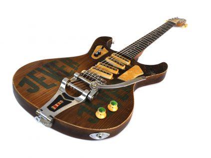 Jever Bier Gitarre - Pils Guitar