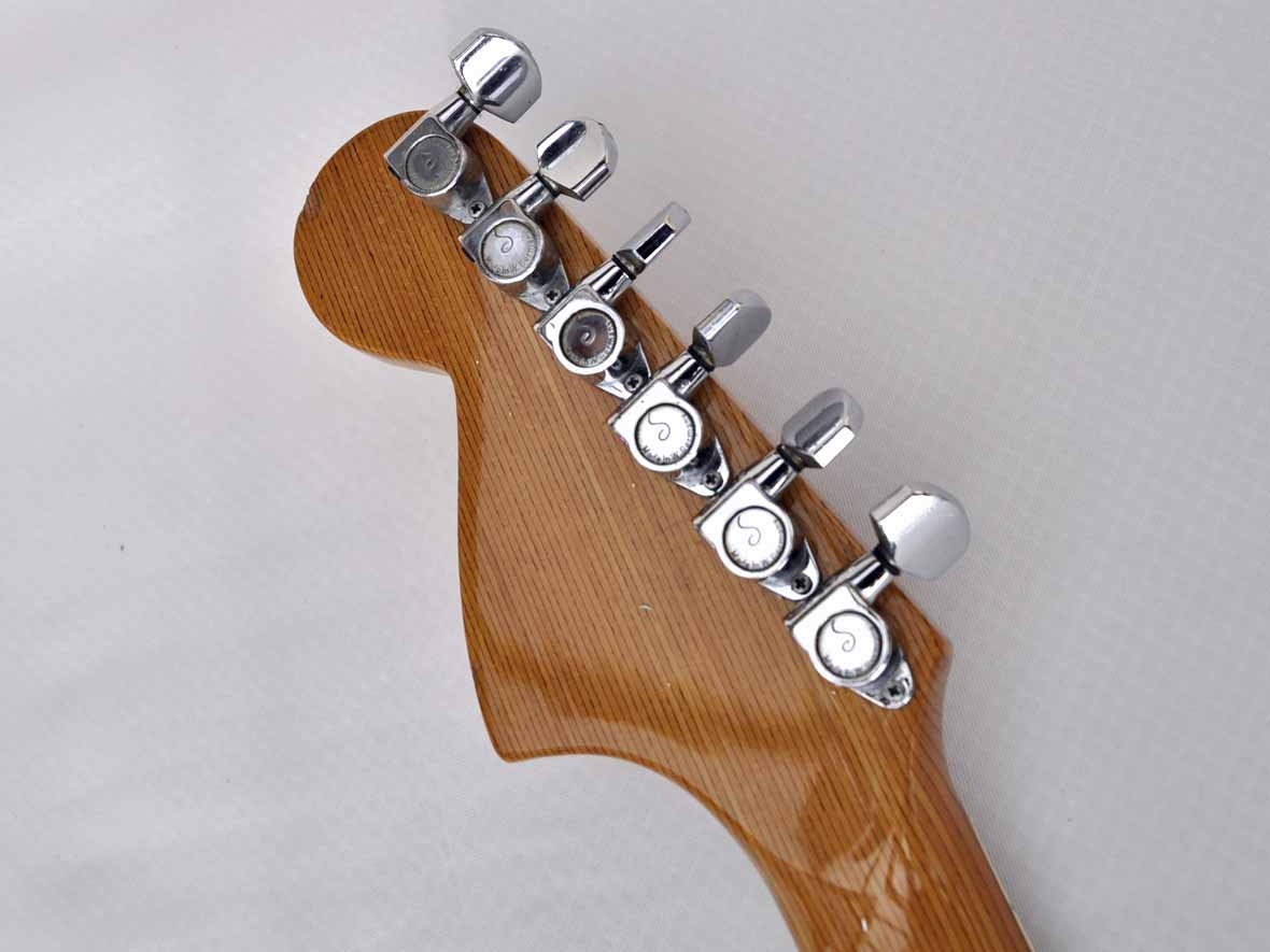 Hoyer Stratocaster