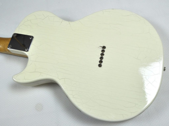 1966 Fender Telecaster Les Paul olympic white