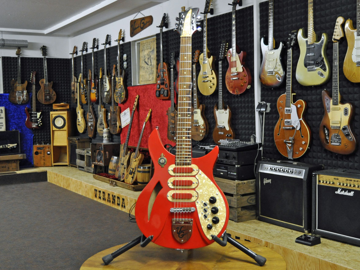 Veranda-Guitars Ricky
