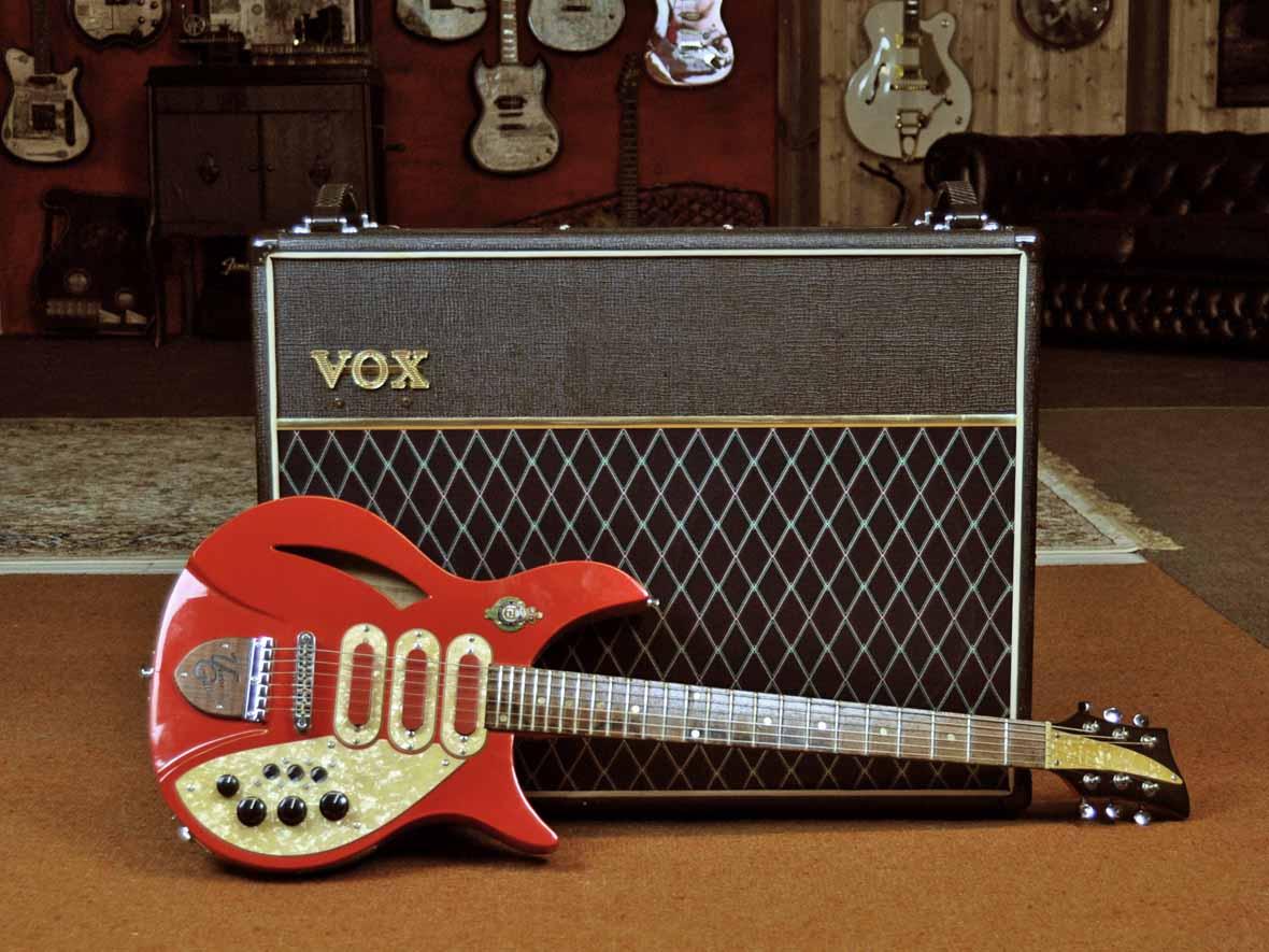 Veranda-Guitars Rickenbacker