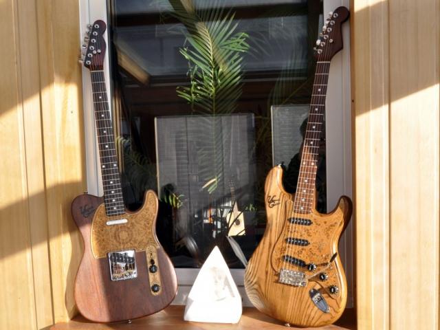 Telecaster & Stratocaster