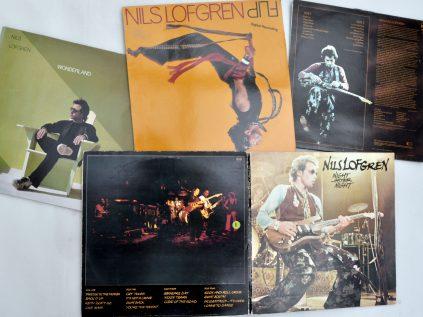 Nils Lofgren LPs