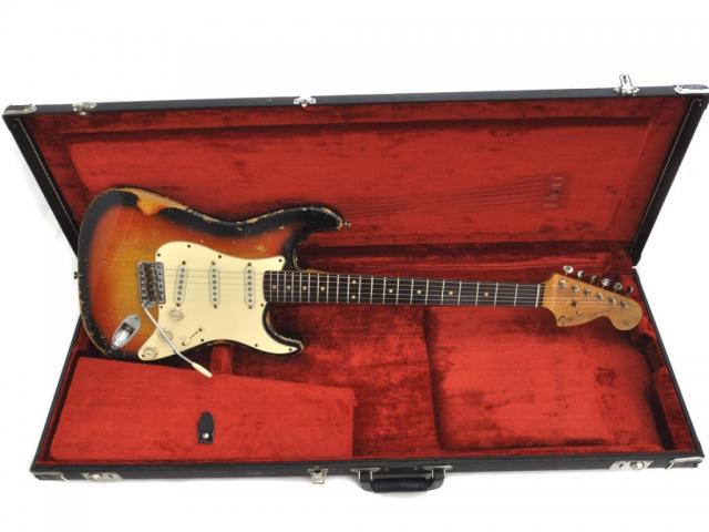 1966 Fender Stratocaster replic