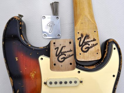 Fender Neckplate