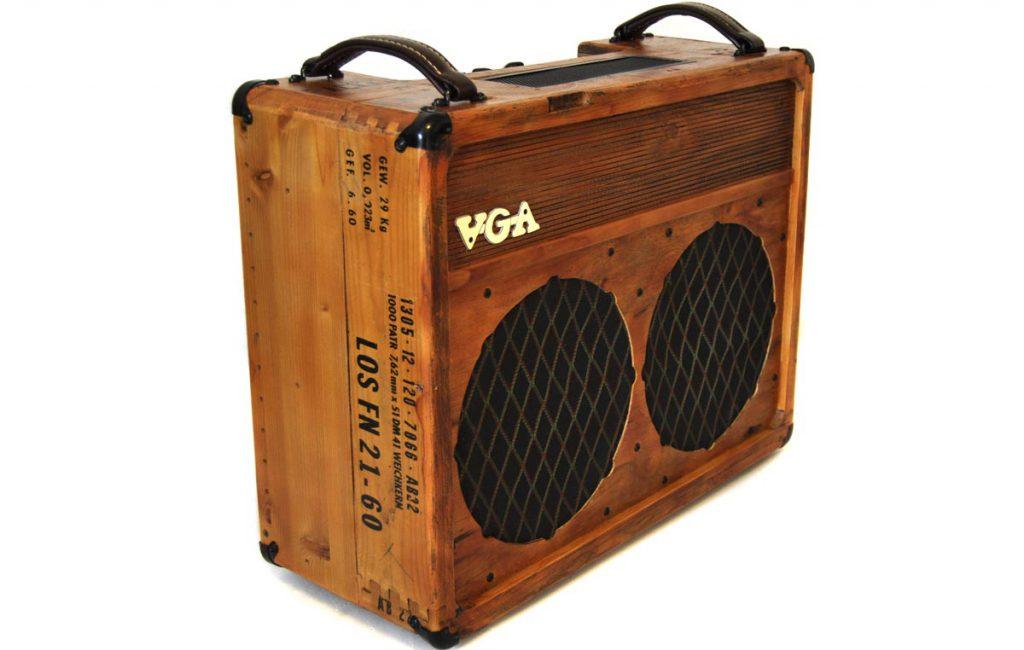Veranda Guitar Amp (VGA)