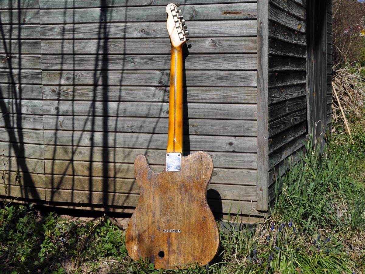Fender Telecaster Francis Rossi of Status Quo