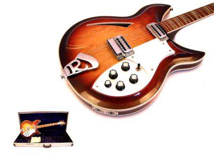 Rickenbacker 1969 Modell 381