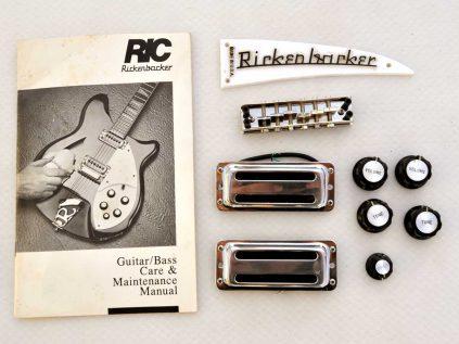 Rickenbacker Teile, Toaster Pickups